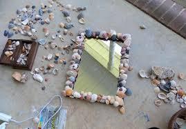 mirror with seashells u2013 vinofestdc com