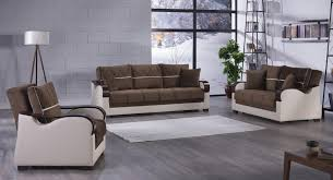 Istikbal Living Room Sets Convertible Living Room Set In Best Brown By Istikbal