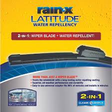 nissan altima 2016 wiper blades rain x latitude water repellency 2 in 1 windshield wiper blade 14