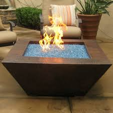 Outdoor Propane Firepit Coffee Table Propane Table Tabletop Pit Outside