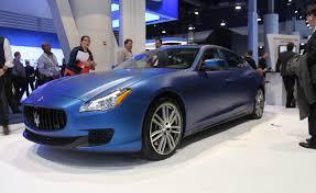 maserati quattroporte 2015 blue maserati quattroporte qnx concept gear heads