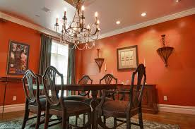 Best Color With Orange Glamorous 20 Maroon Dining Room Ideas Design Inspiration Of 12