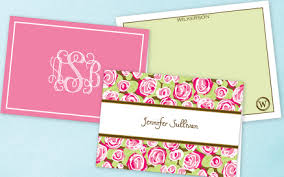 personalized cards pin by susan kreamer on stationery styling