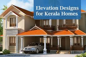 Elevation Designs for Homes in Kerala