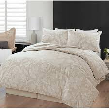 Chambray Duvet Luxury Chambray Fil A Fill Floral Pattern Duvet Cover Bed Set Ebay
