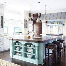 Bhg Kitchen Makeovers - colorful kitchen islands better homes and gardens bhg com