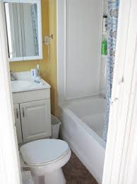 small space modern bathroom hgtv