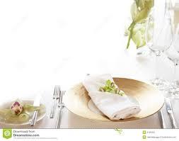 elegant table setting background stock images image 9726404