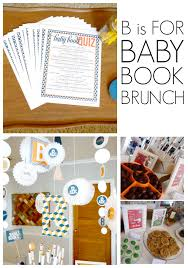 baby book ideas b is for baby shower c r a f t