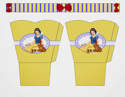 snow white free printable basket parties free