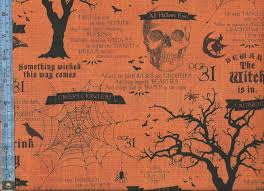 something wicked skulls spiderwebs bats with halloween quotes