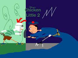 disney chicken 2 revenge kendallfan2012