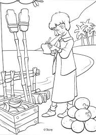 peter pan coloring pages wendy fruits coloring