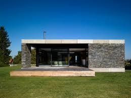 small villa design sqm small reinforced concrete house design with simple lawn garden