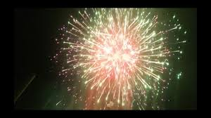 huge backyard fireworks finale 2017 youtube