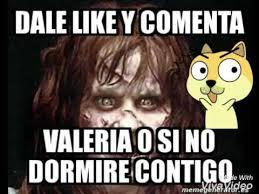 Valeria Meme - valeria imágenes youtube