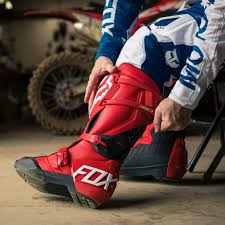 most comfortable motocross boots fox racing 2018 launched ricky carmichael motocross mx 180 boots
