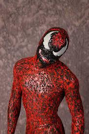 Carnage Halloween Costume Trick Treat Maskedpup Deviantart