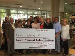 light of life gala lights of life caign celebrates 20th anniversary ksst radio