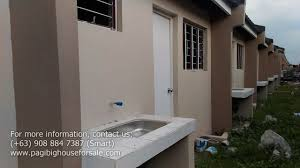 Row House Model - boston heights rowhouse u2013 pag ibig rent to own houses for sale in