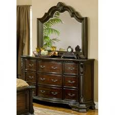 Sheffield Bedroom Furniture Alexandria Bedroom Bed Dresser U0026 Mirror King B1100