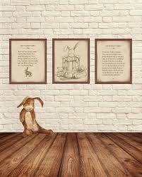 velveteen rabbit nursery velveteen rabbit wall velveteen rabbit pints story