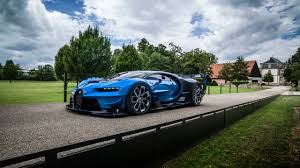 bugatti suv bugatti chiron showcar and vision gran turismo concept sold to