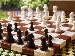devil squares u0026 fancy cakes chess set little debbie