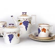 porcelain tea sets bone china tea set fromrussia