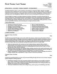 Operations Resume Examples by Senior Operations Specialist Resume Template Premium Resume