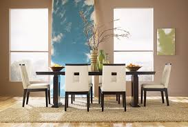 modern japanese dining room sets with chrome pendant light ideas