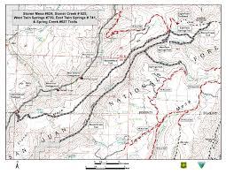 Conifer Colorado Map by Stoner Mesa Trail 624 U2022 Hiking U2022 Colorado U2022 Hikearizona Com