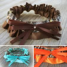 camo ribbon you had me at camo camo and ribbon wedding garter made with