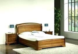 chambre a coucher moderne en bois massif lit en bois massif moderne chambre moderne massif chambre a cocuher