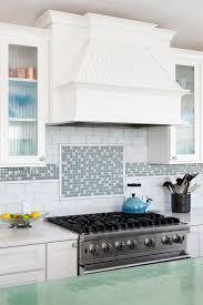 Kitchen Range Backsplash Turquoise Kitchen Backsplash Ideas Quicua
