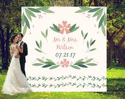 wedding backdrop pictures rustic wedding backdrop custom wedding photo booth