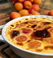 recette cuisine laurent mariotte ma recette de millas aux abricots laurent mariotte