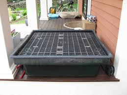 Hidden Patio Pool Cost by How To Build A Hidden Water Fountain A Concord Carpenter