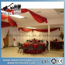 Pipe And Drape System For Sale Cheap Rk Portable Pipe U0026 Drape Stage Decoration Backdrop Design