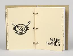 recipe books template search on we it