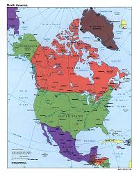 Political Map Of Central America by Free Download Americas Maps