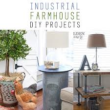 Galvanized Decor Farmhouse Fridays Industrial Farmhouse Diy Projects The