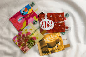 starbucks christmas gift cards there u0027s more money loaded on starbucks cards than customer