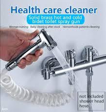 Handheld Bidet Sprayer Set For Toilets Shower Head Handheld Toilet Bathroom Bidet Shower Head Spray