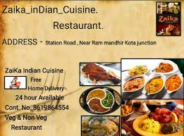 catalogue cuisine uip zaika indian cuisine restaurant photos kota junction kota