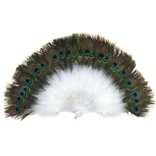 peacock feather fan popular peacock feather fan buy cheap peacock feather