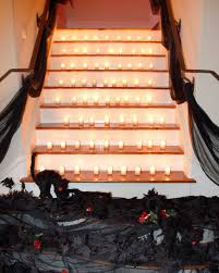 halloween ceiling decoration ideas make this with the black