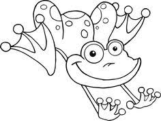 frog coloring pages free kids 11 color