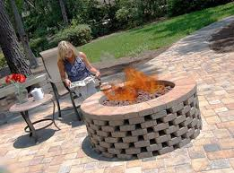 Fire Pit Ring With Grill by Best 25 Fire Ring Ideas On Pinterest Metal Ring Railroad Ties
