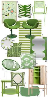 Green Home Decor How To Use Pantone Greenery At Home Thou Swell